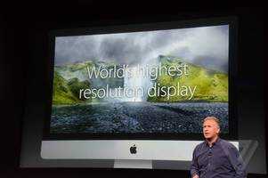 iMac with Retina display announced with 'world's highest resolution display'