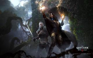 the witcher's missing element was open-world, dev says